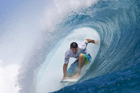 Andy Irons - Tahiti 2010