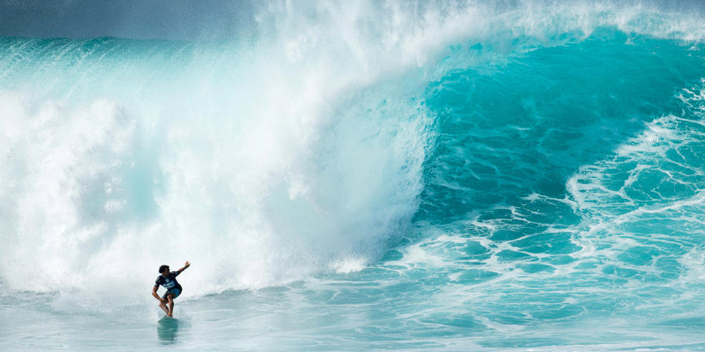 Aritz Aranburu - Billabong Pipe Masters 2014