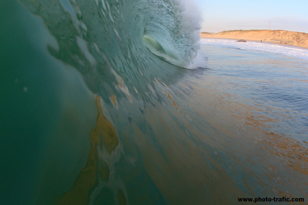 Barrel, Capbreton, France'