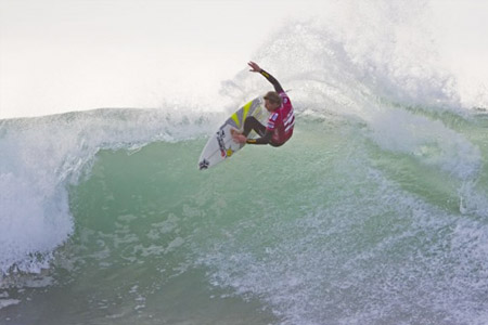 Bede Durbidge - Billabong Pro J-Bay 2011