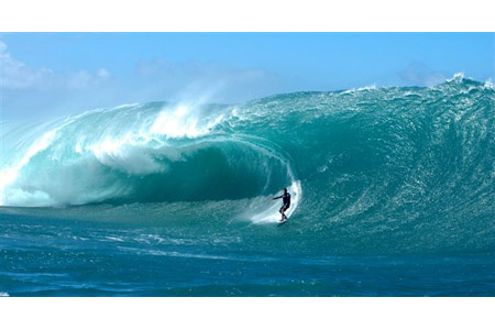 Big Halloween, Teahupoo, Tahiti, session du 1er novembre 2007'