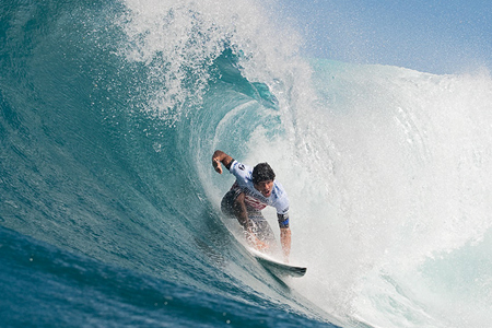 Billabong Pipe Masters 2010 : Heitor Alves