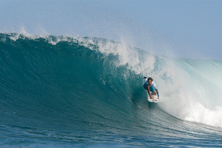 Billabong Pipe Masters 2010 : Rob Machado'