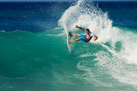 Billabong Pipe Masters 2010 : Taylor Knox'