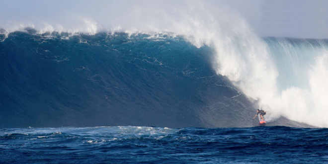 Billy Kemper - Jaws, Hawaii'