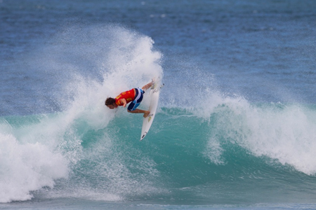 Billy Stairmand - Reef Hawaiian Pro 2012 - Haleiwa, North Shore, Hawaii