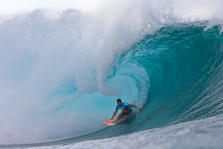 Bruce Irons - Volcom Pipe Pro 2013 - Pipeline, Oahu, Hawaii'