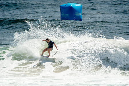 Carissa Moore - Kirra Point - Roxy Pro Gold Coast 2013