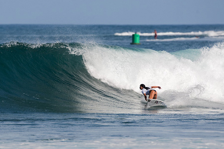 Cholo's Hawaiian Pro 2010 : Nage Melamed'