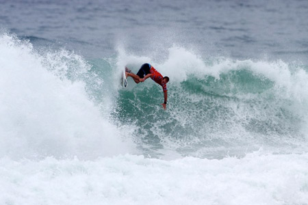 Cj Hobgood - Billabong Pro Rio 2012