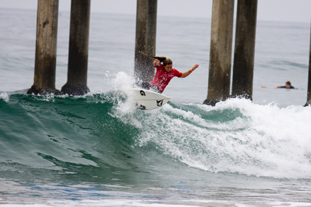 Coco Ho - Nike US Open Of Surfing 2012'