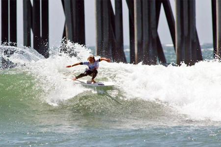 Coco Ho - US Open of Surfing 2011'
