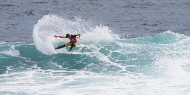 Courtney Conlogue - Drug Aware Margaret River Pro 2014 - Margaret River'