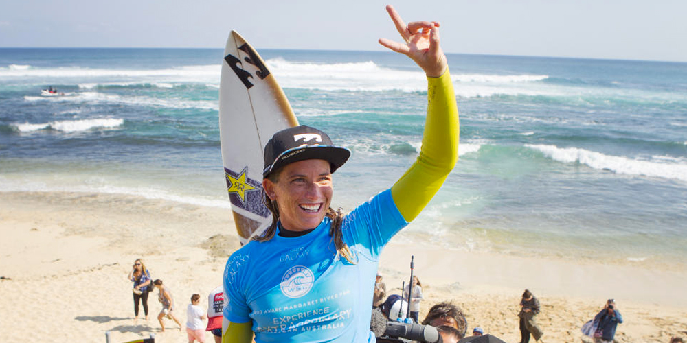 Courtney Conlogue - Drug Aware Margaret River Pro'
