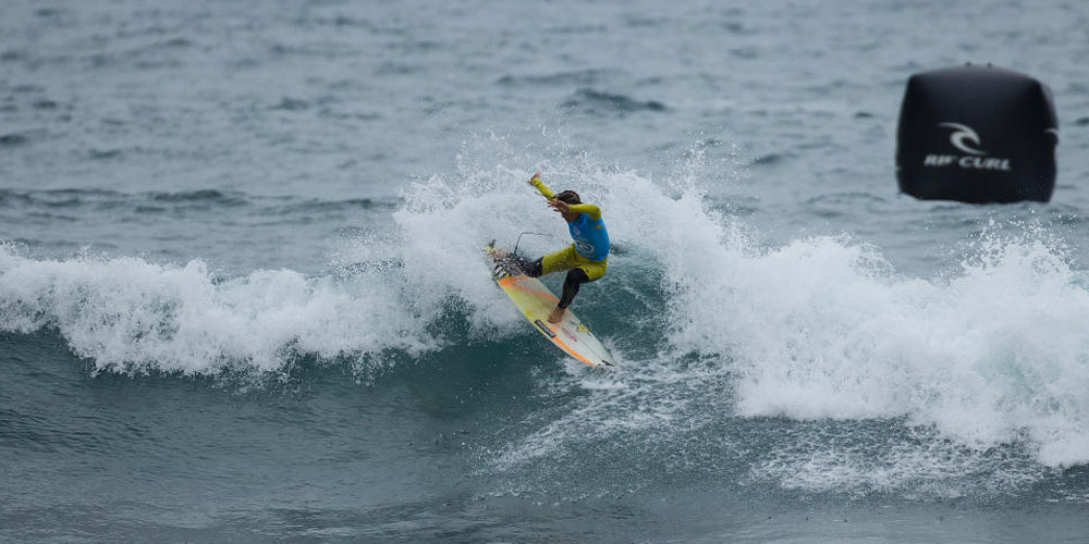 Courtney Conlogue - Rip Curl Pro Bells Beach 2015