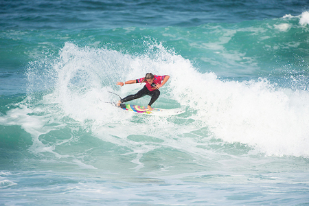 Courtney Conlogue - Roxy Pro France 2013 - Seignosse - Hossegor
