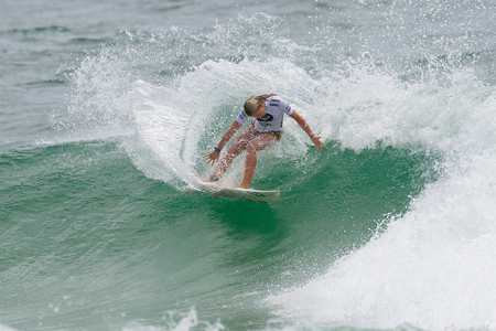 Courtney Conlogue - Roxy Pro Gold Coast 2012'