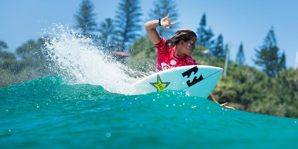 Courtney Conlogue - Roxy Pro Gold Coast 2015 - Snapper Rocks