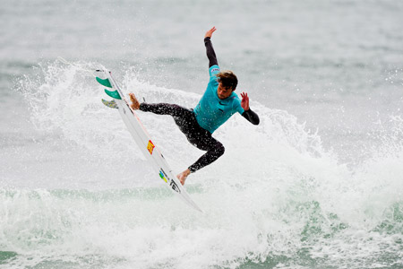 Dane Reynolds - Nike Lowers Pro Trestles 2012