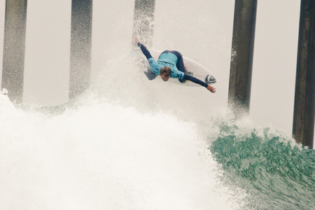 Dane Reynolds - Nike US Open Of Surfing 2012