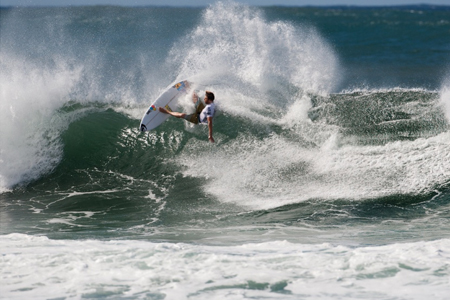 Dane Reynolds - Reef Hawaiian Pro 2012 - Haleiwa, North Shore, Hawaii