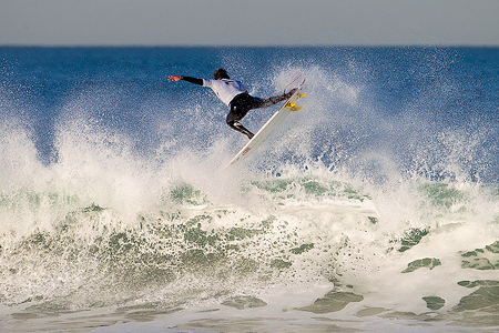 Dane Reynolds - Rip Curl Pro Search San Francisco 2011
