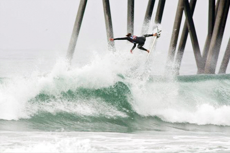 Dane Reynolds - US Open of Surfing 2011