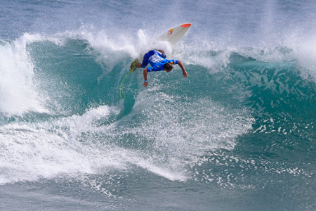 Drug Aware Pro 2011 : Julian Wilson'
