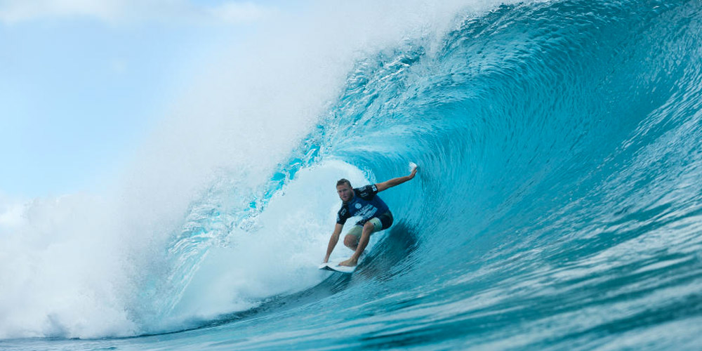 Dusty Payne - Billabong Pipe Masters 2014'