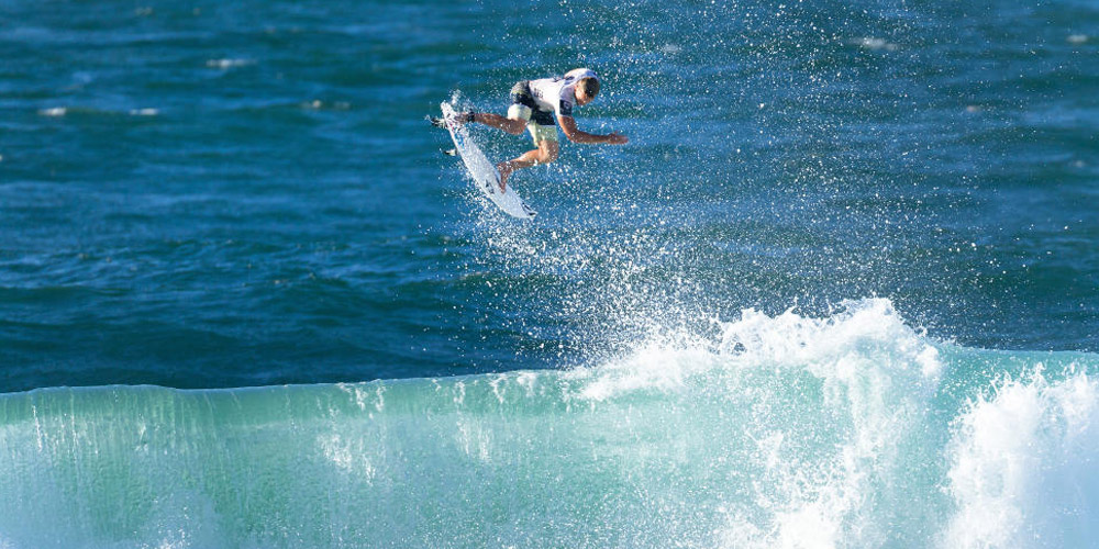 Dusty Payne - Reef Hawaiian Pro 2014 - Haleiwa, Hawaii