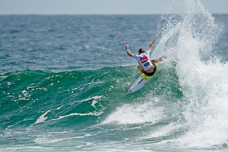 Dusty Payne - Snapper Rocks - Quiksilver Pro Gold Coast 2013'