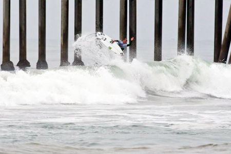 Dusty Payne - US Open of Surfing 2011