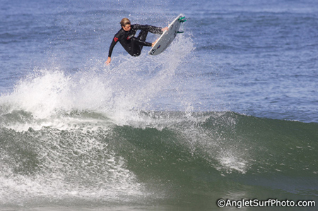 Hugues Oyarzabal, Anglet, France'