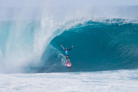 Jamie O'Brien - Billabong Pipe Masters 2011'