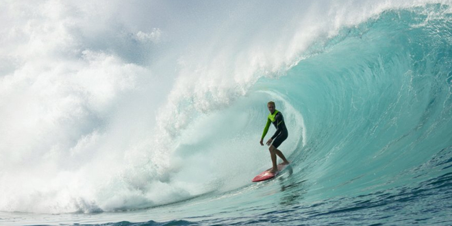 Jamie O'Brien - Pipeline, North Shore d'Oahu - Hawaii