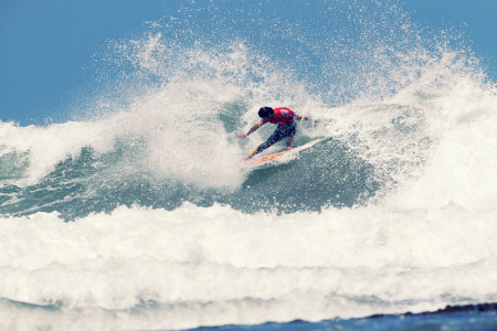 Jay Quinn - Quiksilver Pro Portugal 2011'