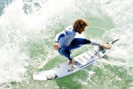 Jay Thompson - Nike US Open of Surfing 2012