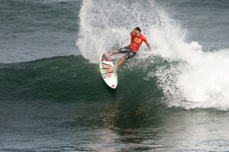 Jeremy Flores - Reef Hawaiian Pro 2012 - Haleiwa, North Shore, Hawaii'