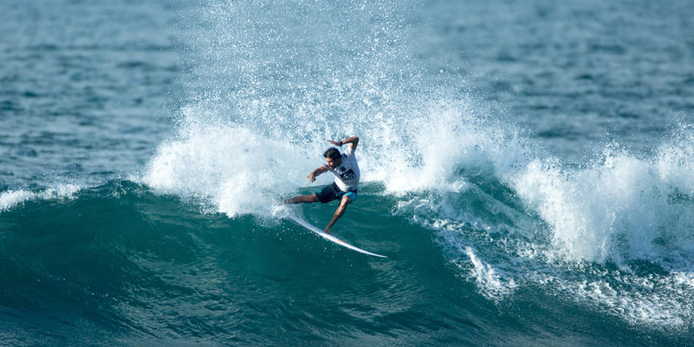 Jeremy Flores - Reef Hawaiian Pro 2014 - Haleiwa, Hawaii'