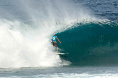 Jeremy Johnson - Volcom Pipe Pro 2012'