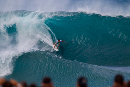 Joel Parkinson - Billabong Pipe Master 2012