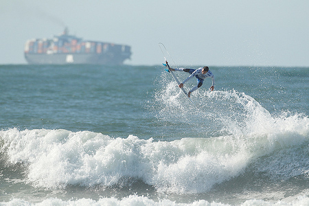 Joel Parkinson - Rip Curl Pro Search San Francisco