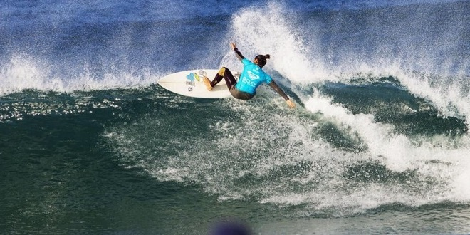 Johanne Defay - Roxy Pro France 2014 - Seignosse'