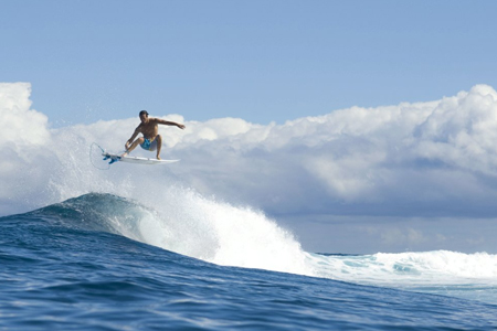 Jordy Smith - Bending Colours'