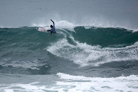 Jordy Smith - Rip Curl Pro Bells Beach 2013
