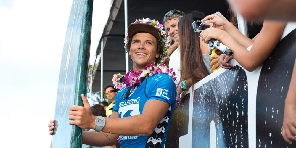 Julian Wilson - Billabong Pipe Masters 2014'