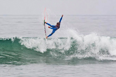 Julian Wilson - US Open of Surfing 2011'