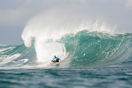 Kelly Slater - Billabong Pipe Masters 2011'