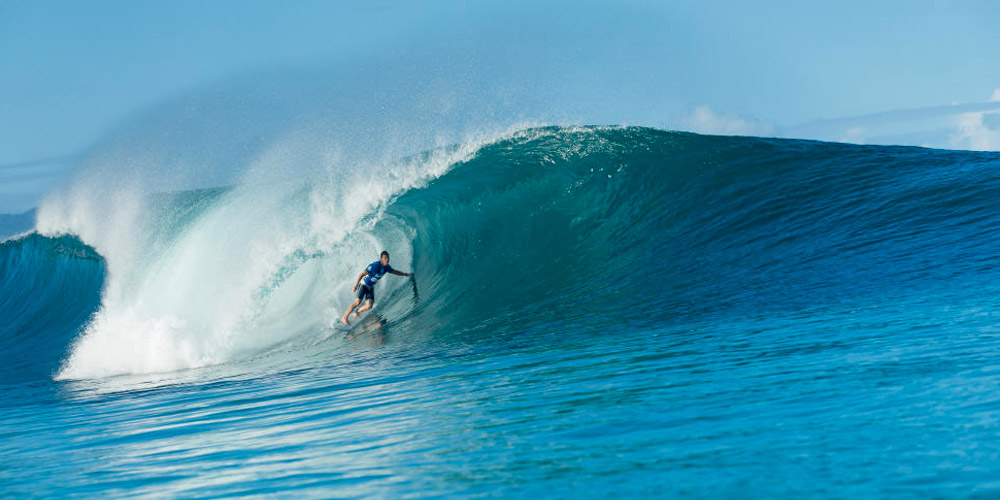 Kelly Slater - Billabong Pipe Masters 2014'