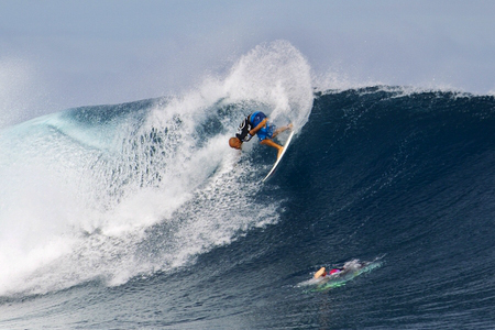 Kelly Slater - Cloudbreak - Volcom Pro Fidji 2012'